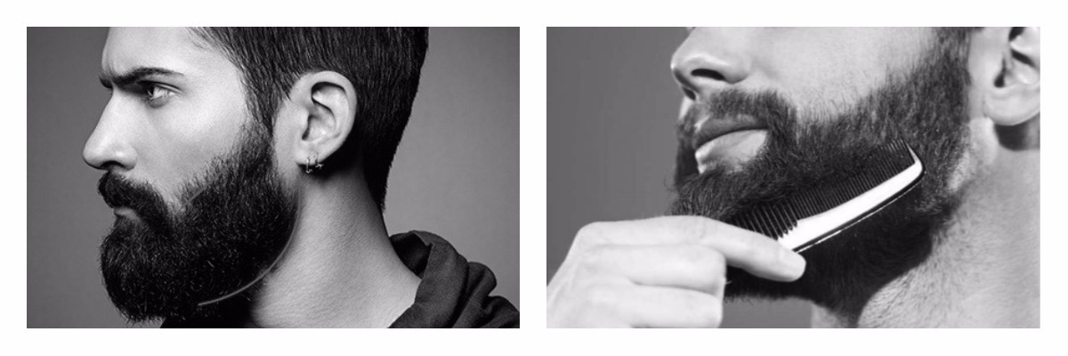 Уход за бородой самостоятельно
