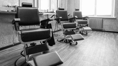 Новый barber-shop в Киеве