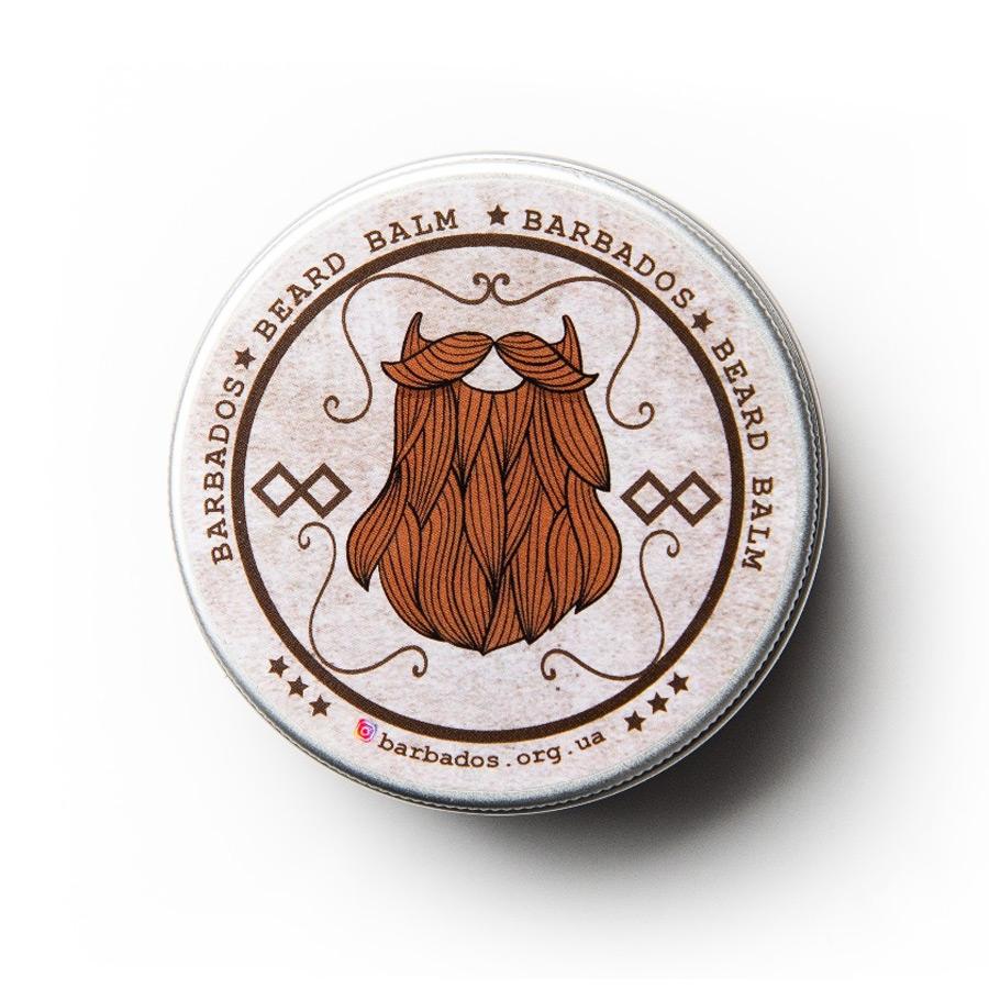 Бальзам для бороды Barbados Balm for the beard Ginger