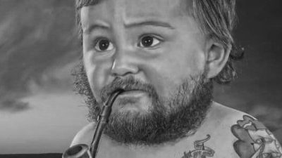 Когда начинает расти борода?