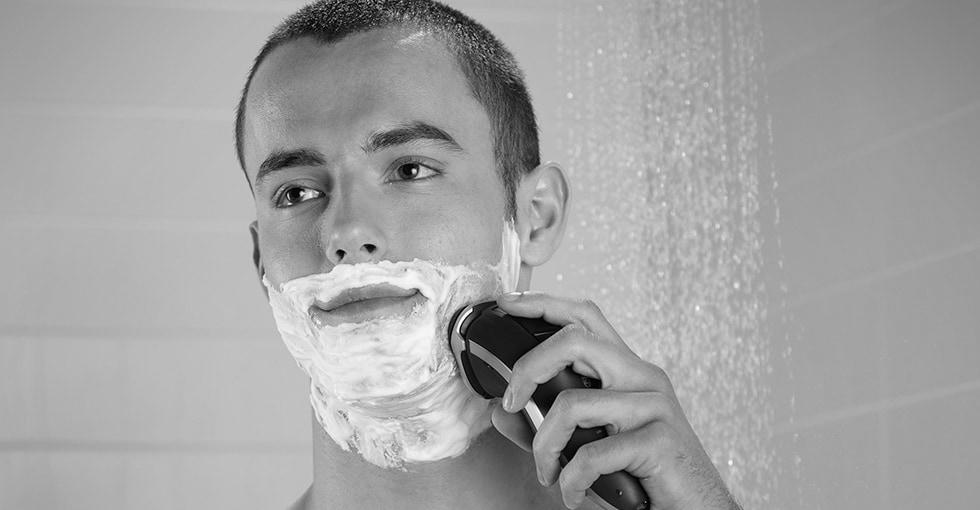 Что такое влажное бритье?