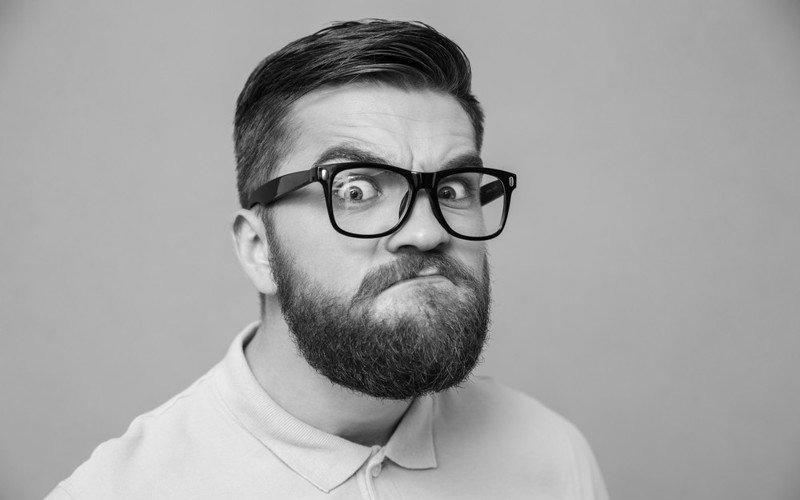 ТОП-6 научных фактов о бороде