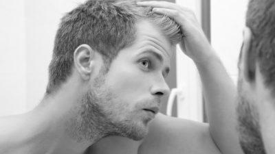Основные типы мужских волос