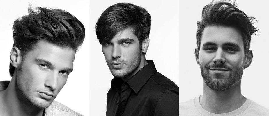 Основные типы мужских волос - фото