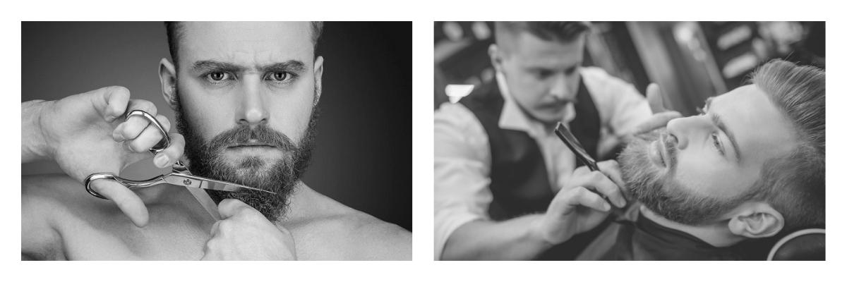 правильный уход за бородой