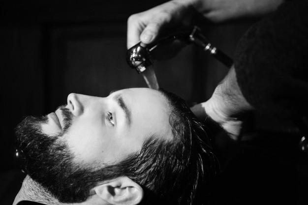 Правила мытья головы - фото